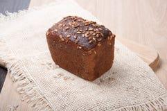 Bruin brood Royalty-vrije Stock Afbeeldingen