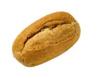 Bruin broodje Stock Afbeelding