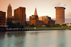Bruin Cleveland stock afbeelding