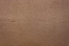bruin de textuurdetail van de huismuur Stock Afbeelding
