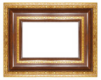 Bruin frame Stock Fotografie
