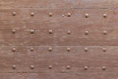 Bruin hout Royalty-vrije Stock Afbeelding