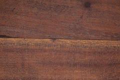Bruin hout Stock Fotografie
