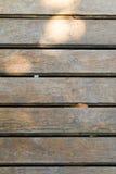 Bruin hout Stock Afbeelding