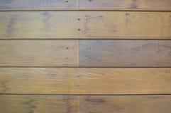 Bruin Houten Detail Stock Afbeelding