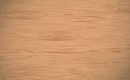 Bruin houten knipsel, hakbord, lijst of vloeroppervlakte Houten Textuur royalty-vrije illustratie