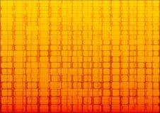 Bruin-oranje achtergrond Stock Foto's