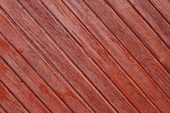 Bruin paited nette planken Royalty-vrije Stock Foto