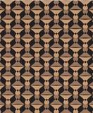 Bruin patroon Stock Foto's