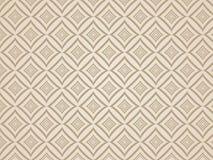 Bruin tapijtwerk. Royalty-vrije Stock Foto