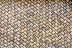 Bruin weefselPatroon Stock Foto