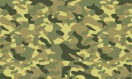 Bruinachtige Militaire Camouflageachtergrond Royalty-vrije Stock Afbeeldingen