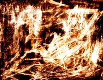 Bruine abstracte achtergrond Royalty-vrije Stock Fotografie