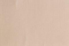 Bruine abstracte de textuurachtergrond van het kartonblad Stock Foto's