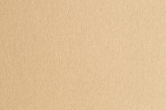 Bruine abstracte de textuurachtergrond van het kartonblad Royalty-vrije Stock Fotografie