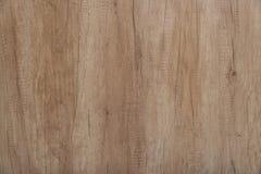 Bruine abstracte houten textuur Stock Afbeelding