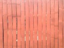 Bruine bamboeomheining Royalty-vrije Stock Foto