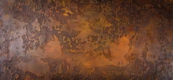 Bruine Concrete Muur Stock Afbeeldingen