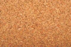 Bruine cork textuur Stock Afbeeldingen