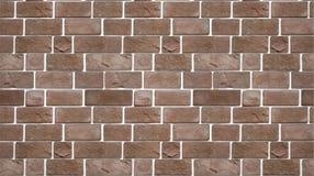 Bruine de baksteen van de textuurmuur Royalty-vrije Stock Foto