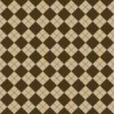 Bruine de textuur van de sweater stock illustratie