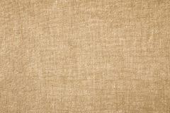 Bruine de textuurachtergrond van het stoffenbehang Royalty-vrije Stock Fotografie