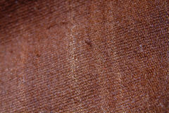 Bruine doek Stock Afbeeldingen