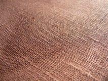 Bruine doek Stock Fotografie