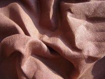 Bruine doek Royalty-vrije Stock Foto's