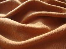 Bruine doek Stock Afbeelding
