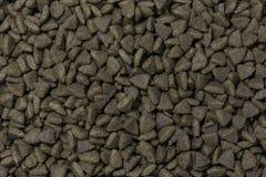 Bruine driehoeken als achtergrond en textuur Stock Foto's