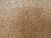 Bruine en korrelige marmeren vloer Stock Foto