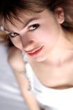 Bruine eyed Royalty-vrije Stock Foto