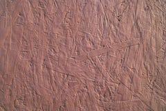 Bruine georiënteerde bundelraad Stock Fotografie