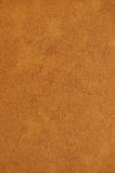 Bruine gerecycleerde document textuur als achtergrond royalty-vrije stock foto