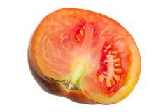 Bruine grote tomaten stock afbeeldingen
