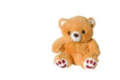 Bruine het stuk speelgoed draagt royalty-vrije stock foto's