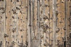 Bruine houten achtergrond Royalty-vrije Stock Afbeeldingen