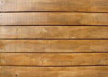 Bruine houten achtergrond Royalty-vrije Stock Foto's