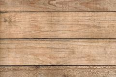 Bruine houten achtergrond - plattelander Royalty-vrije Stock Foto's