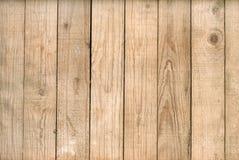 Bruine houten achtergrond - houten textuur Stock Afbeelding