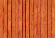 Bruine houten de textuurachtergrond van het panelenontwerp Stock Foto