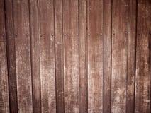 Bruine Houten Muur Stock Afbeeldingen