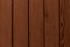 Bruine houten muurachtergrond stock afbeelding