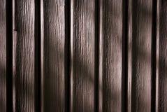 Bruine houten plankenachtergrond Stock Afbeelding