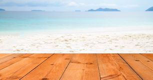 Bruine houten raad Stock Foto's
