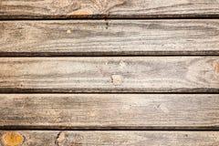 Bruine houten raad Royalty-vrije Stock Fotografie