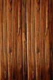 Bruine houten textuur Stock Foto