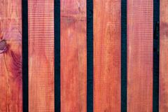 Bruine houten textuur Abstracte achtergrond, leeg malplaatje Royalty-vrije Stock Foto