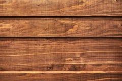 Bruine houten textuur Achtergrond royalty-vrije stock foto's